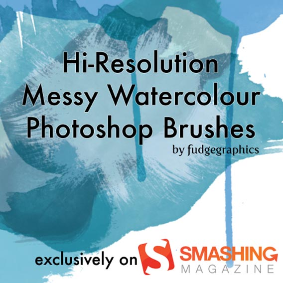 SM watercolor brush