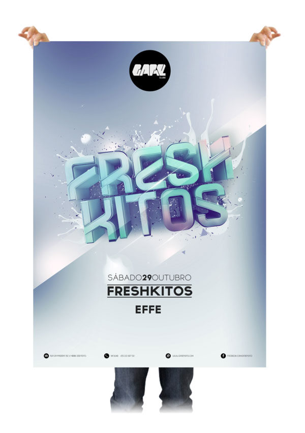 Freshkitos Print Design Inspiration