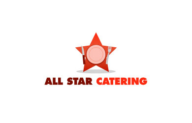 All Star Catering logo