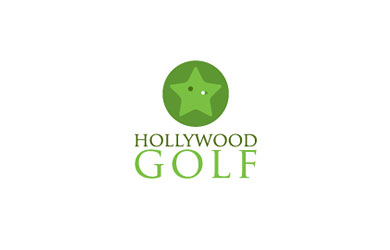 Hollywood Golf logo