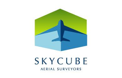 SkyCube logo