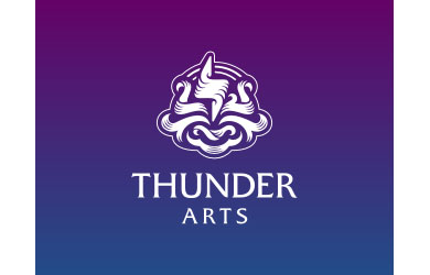 Thunder Arts logo