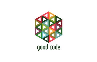 good code logo