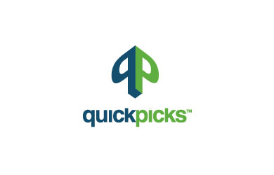 quickpicks logo