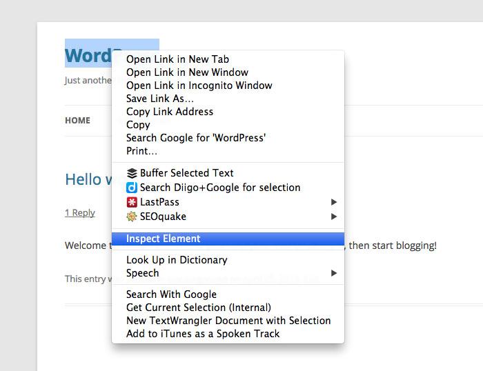 How To Create SEO Friendly WordPress Themes 1