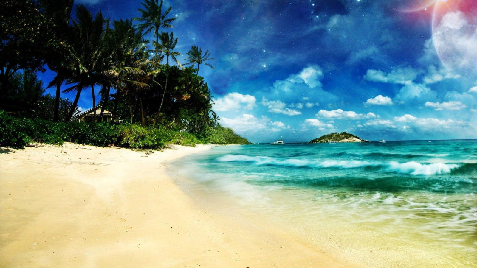 Beach Wallpaper Desktop Background 90 1600x900 129 Examples To