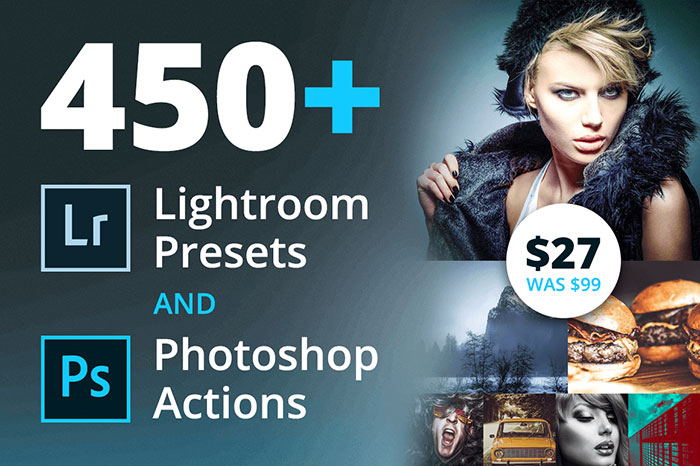 photoshop actions pack free download