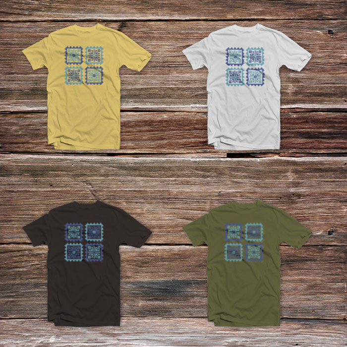 4-t-shirts 82 FREE T-Shirt Template Options For Photoshop And Illustrator