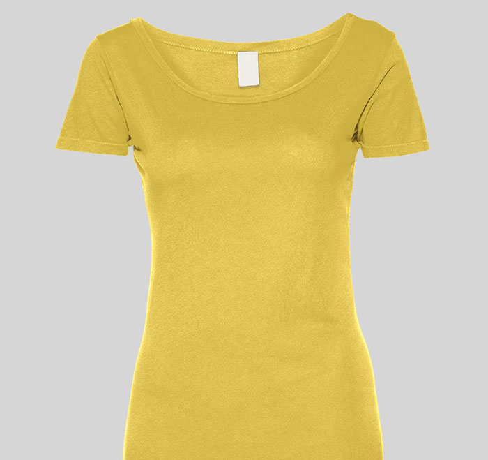 Women S Scoop Tee By Theapparelguy D4foit0 82 Free T Shirt Template Options For Photoshop And Illustrator