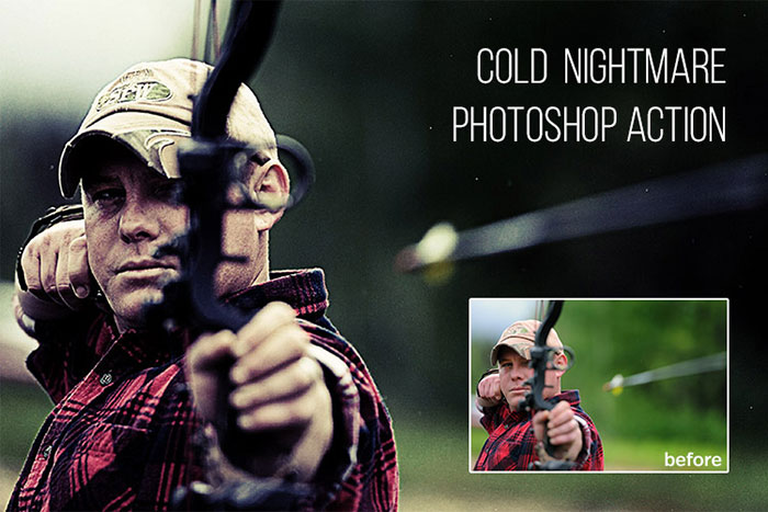 Free Photoshop Actions For Photographers (100 of The Best)