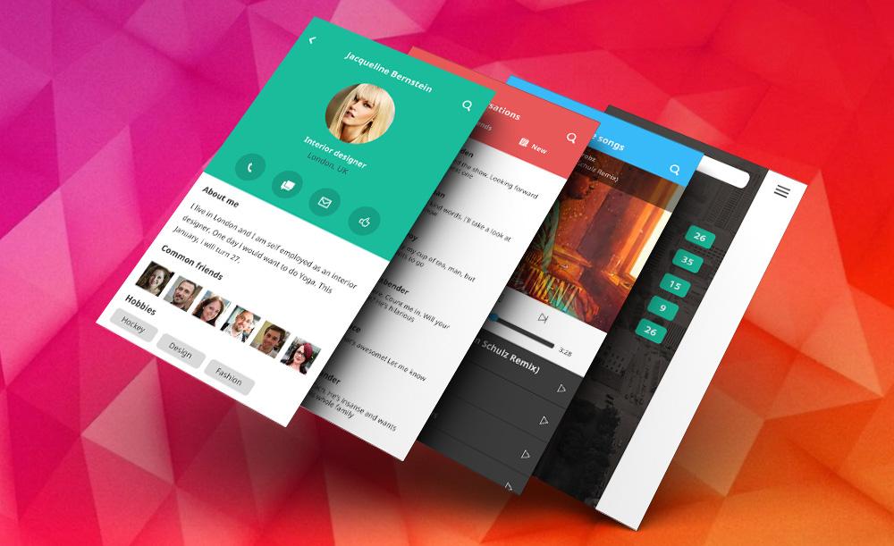 Ace iOS 8 UI kit