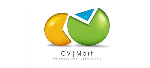 CV Mart logo from Show me some well designed logos! #28
