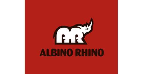 Albino Rino logo