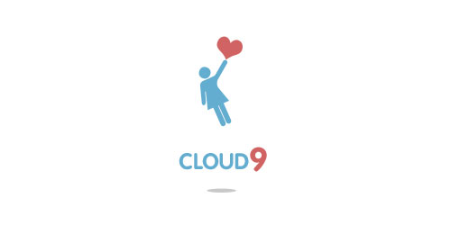 41 extraordinary and cleverly made blue logos Cloud 9 architecture
