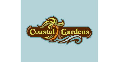 Coastal gardens logo