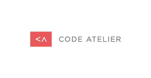 Code Atelier logo from Show me some well designed logos! #28