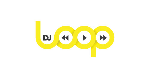 DJ loop logo from Show me some well designed logos! #29