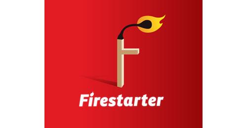 firestarter logo from Show me some well designed logos! #29