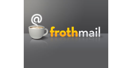 frothmail logo