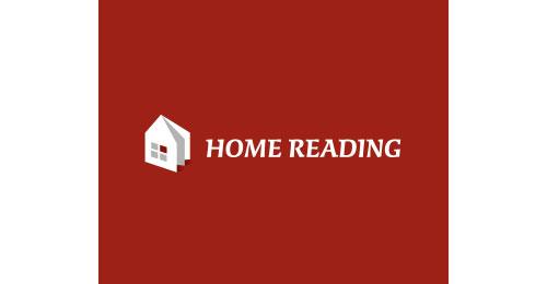 Home reading logo