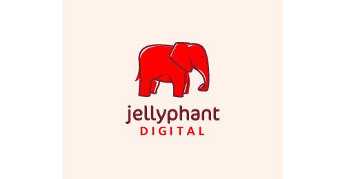 Jellyphant Digital logo