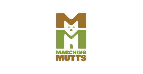 Marching Mutts logo