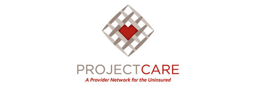 Project Care logo
