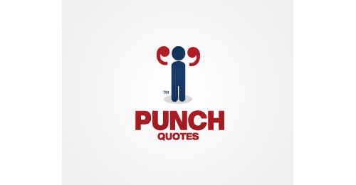 Punch quotes logo