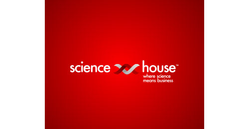 Science house logo