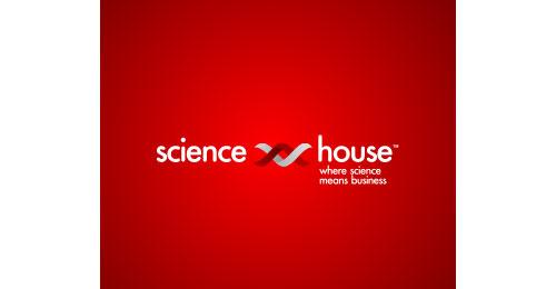 Science house logo