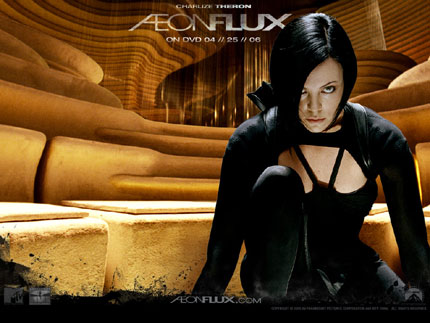 Aeon Flux wallpaper 3