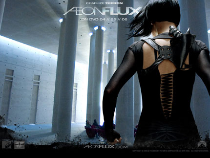 Aeon Flux wallpaper 2
