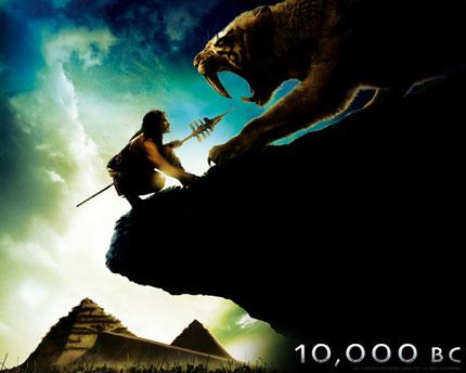 10000 BC wallpaper 5
