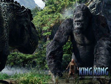 King Kong wallpaper 2