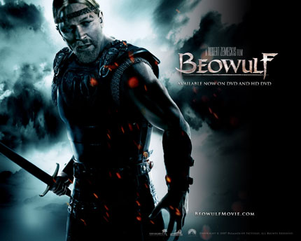 Beowulf wallpaper 4