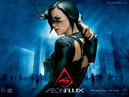 Aeon Flux wallpaper 4