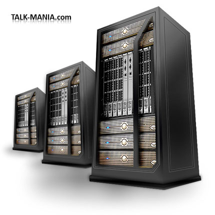 Realistic 3D rack server Photoshop tutorial