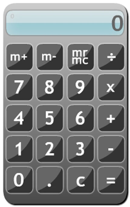 Flash Calculator Actionscript tutorial