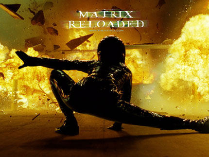 The Matrix wallpaper 3