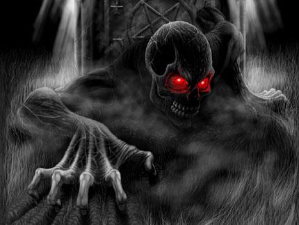 Dark evil #2 Wallpaper
