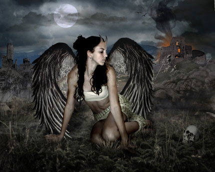 Dark Angel by pygar