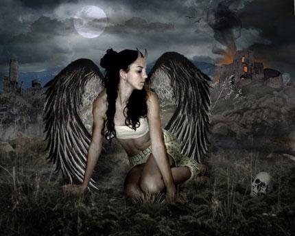 Dark Angel by pygar