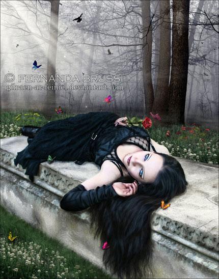 Dark chest of wonders