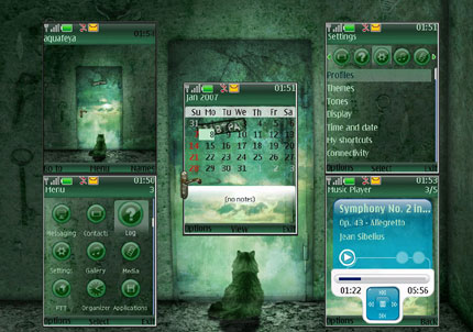 Dream Nokia theme
