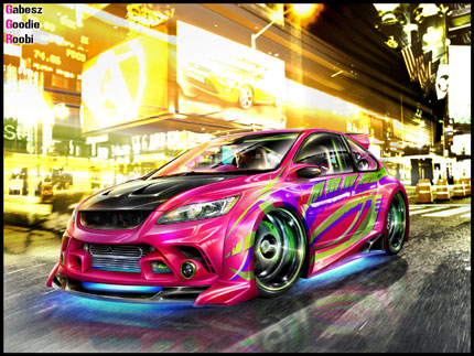 ford wallpapers. Ford Focus ST WTB wallpaper