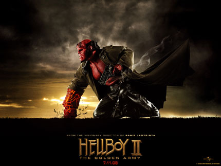 Hellboy wallpaper 1