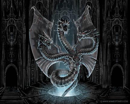 Hydrolic Hydra wallpaper
