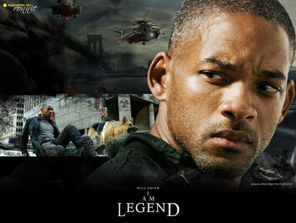 I am legend wallpaper 2