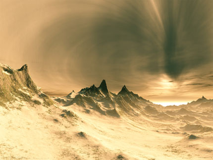 gold wallpaper. Landscape of gold wallpaper