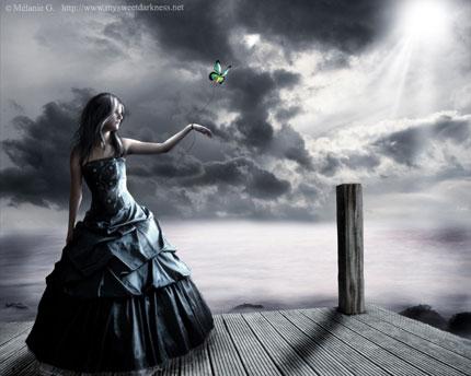 Let go by your Dreams wallpaper